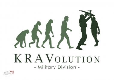 Military Instructor, KRAVolution, Military Krav Maga