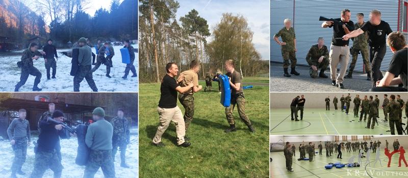 Military Krav Maga, Military Instructor, KRAVolution